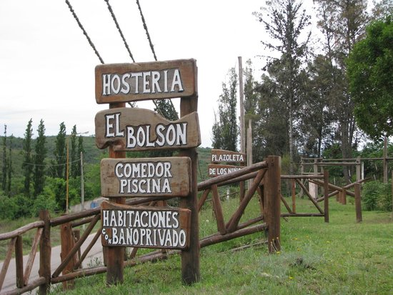 Hosteria El Bolson