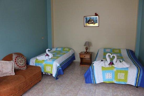 Gran Hostal Tintorera: nuestra habitacion