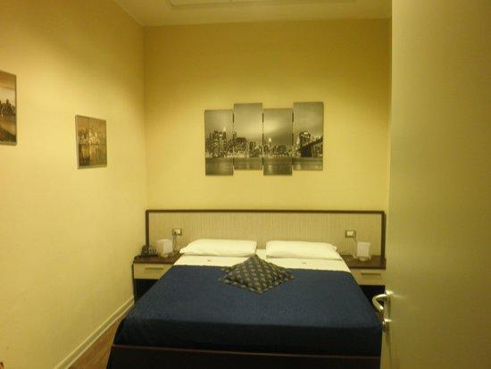 B&B Aleksandr: Bedroom