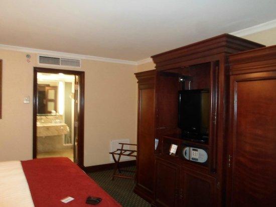 Torreon Marriott Hotel : Habitación