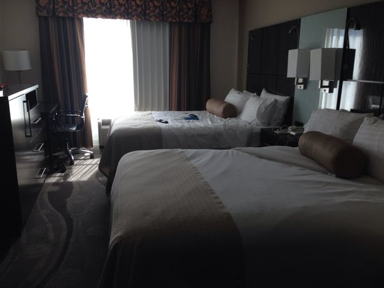 Holiday Inn Hotel & Suites St. Augustine/Historical District: Queen beds