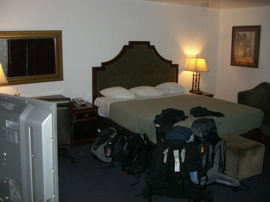 Glass Slipper Inn : Room