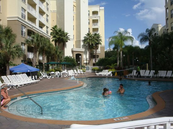Pool - Picture of Vacation Village at Parkway, Kissimmee ...