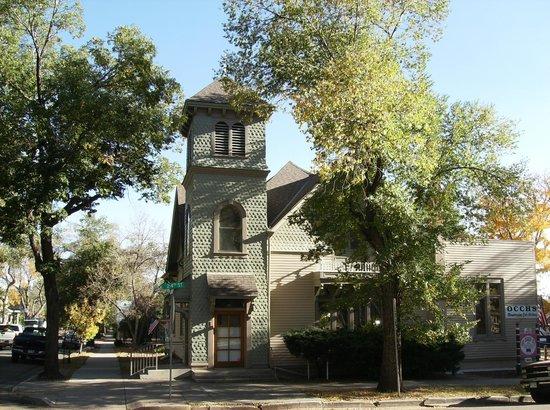 Old Colorado City Historic District: Old Colorado City History Center