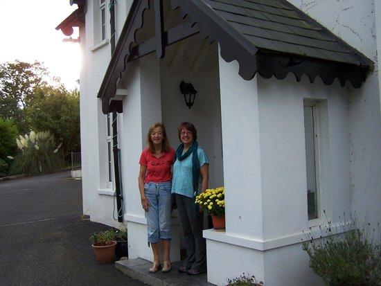 Muxnaw Lodge: hannah