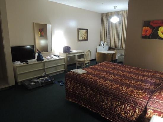 Hotel Pacific Garden: 部屋