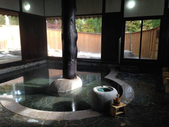 Kamikura: ホッコリできる温泉です