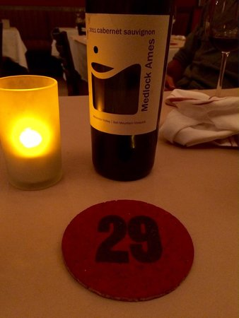 Bistro 29: amazing dinner
