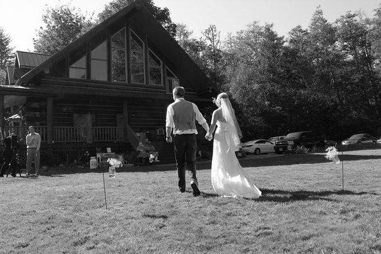 Wallace Falls Lodge/BB: outside