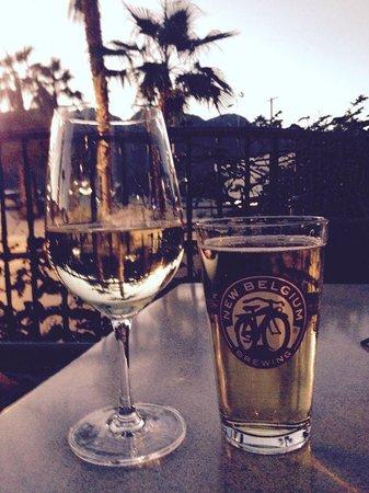 Stuft Pizza Bar & Grill : Desfrutando...