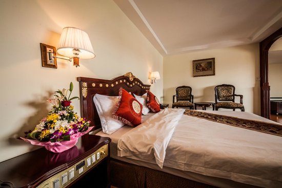 Smiling Hotel & Spa: Executive suite