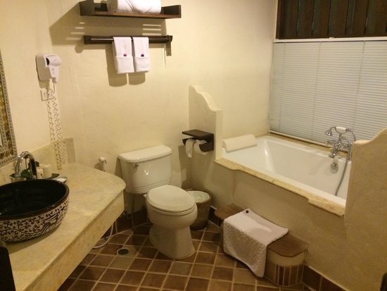 Yaang Come Village : Our bathroom!!