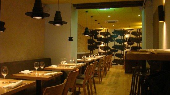 Restaurant la table du baltimore dans paris avec cuisine - La table du bistrot limoges ...