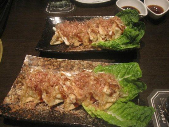 Gyu-Kaku Japanese BBQ Restaurant: Gyoza... delicious!