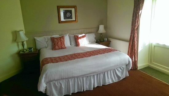 BEST WESTERN Webbington Hotel and Spa : Double room