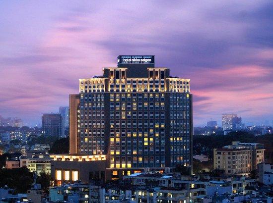 Hotel Nikko Saigon: Hotel Facade