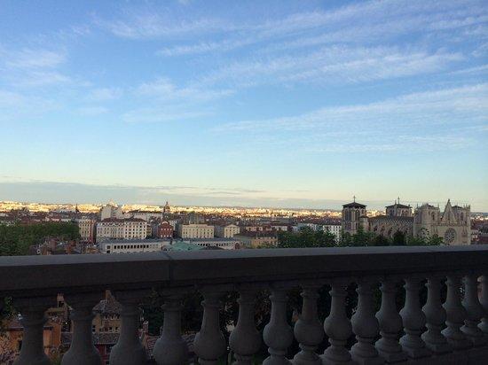 Villa Florentine: Vue magnifique