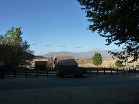 Rankin Ranch : View from the ranch