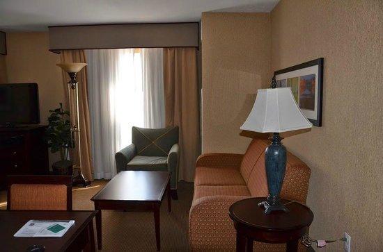 Homewood Suites by Hilton Salt Lake City - Downtown : Suite monolocale