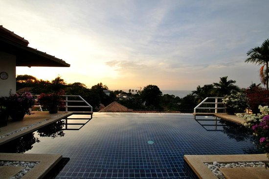 Katamanda - Luxury Phuket Villas: View from Villa C6