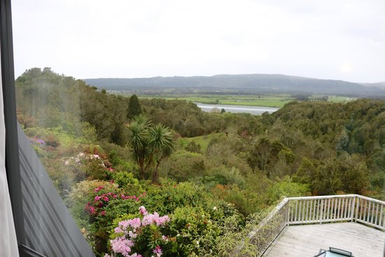 Rimu Lodge : View from the room...