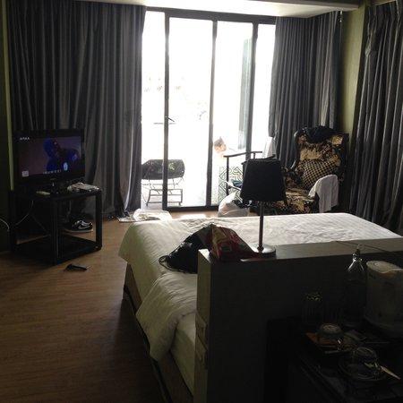 See Sea Phuket : Sea View Room