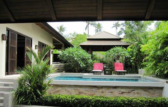 Kirikayan Luxury Pool Villas & Spa: Все удобно