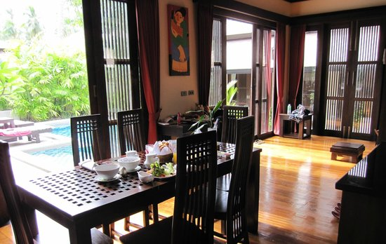 Kirikayan Luxury Pool Villas & Spa: Понравилось