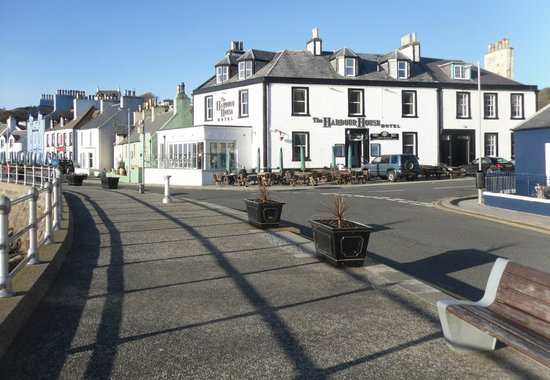The Harbour House Hotel : Harbour House