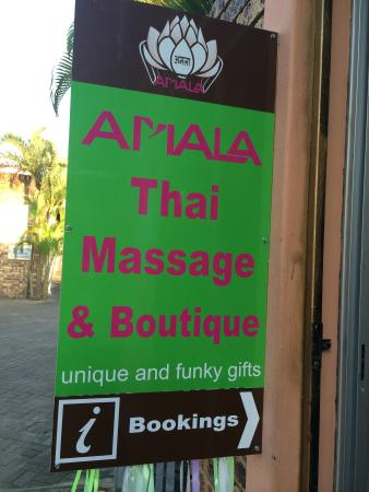 Amala Thai Massage