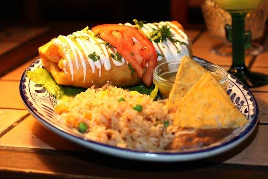 Ponchos Mexican Restaurant