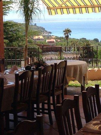 L'Aragosta: vista dal nostro ristorante