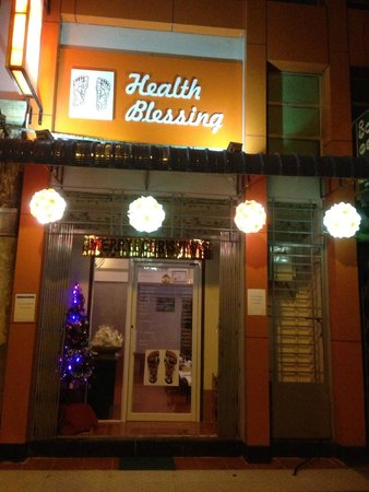 Health Blessing Massage and Spa