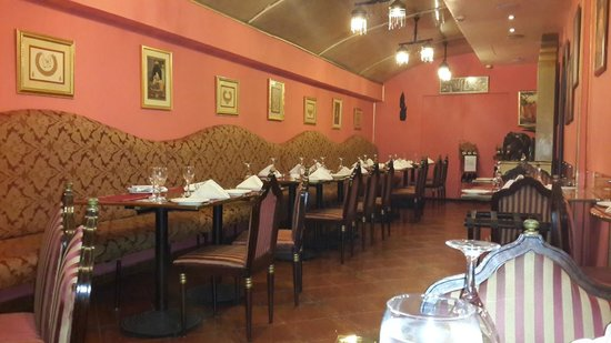 Massala: View of restaurant