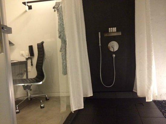 office shower