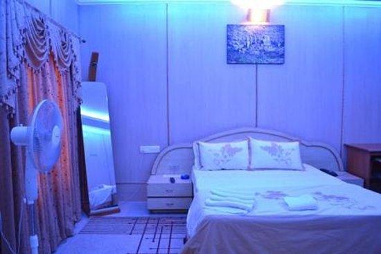 Hotel Mayura Bhuvaneshwari Kamalapur: ac room