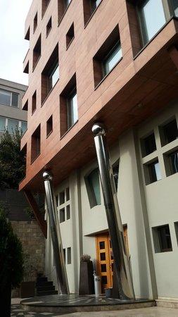 Deris Bosphorus Lodge: Отель