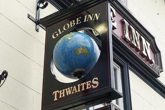 The Globe Inn: Globe inn Kendal