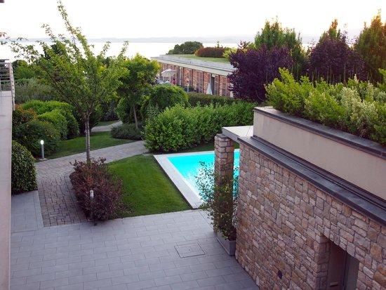 Bungalows Teils Mit Eigenem Pool Bild Von Parc Hotel Germano