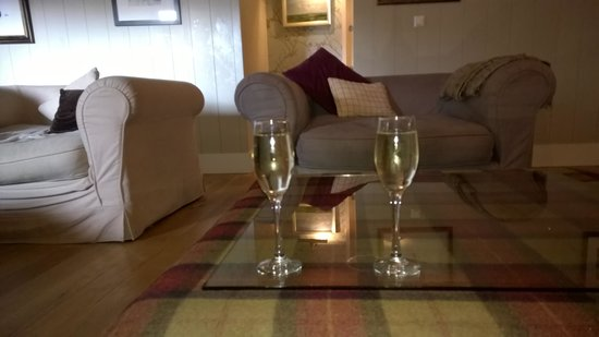 Balcony of room 33 spa suite picture of feversham arms for 1201 salon dc reviews