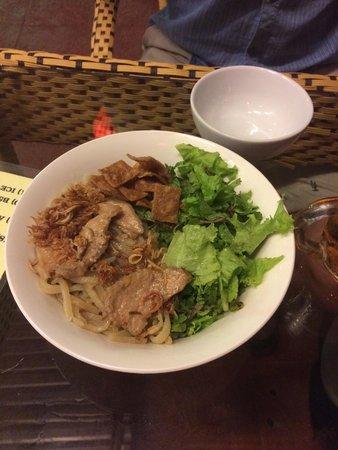 SAU Restaurant: Cao Lau Wonton was also really nice!