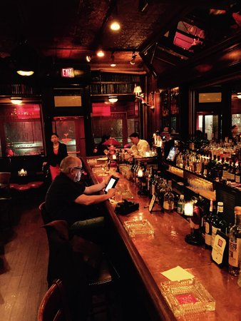 Photo of Nightclub Hudson Bar And Books at 636 Hudson St, New York, NY 10014, United States