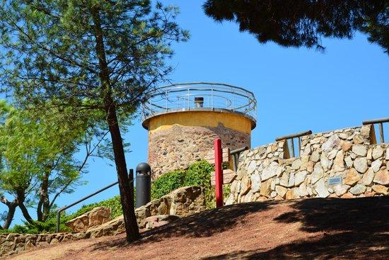 Malgrat de Mar, Espanha: маяк
