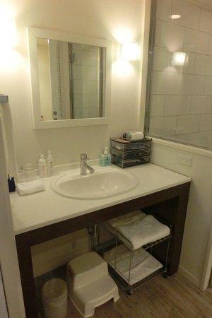 Hotel Universal Port: 浴室