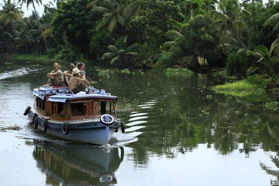 India Via Kerala