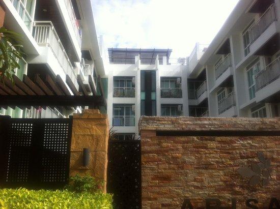 Arisara Place Hotel: Прекрасный отель
