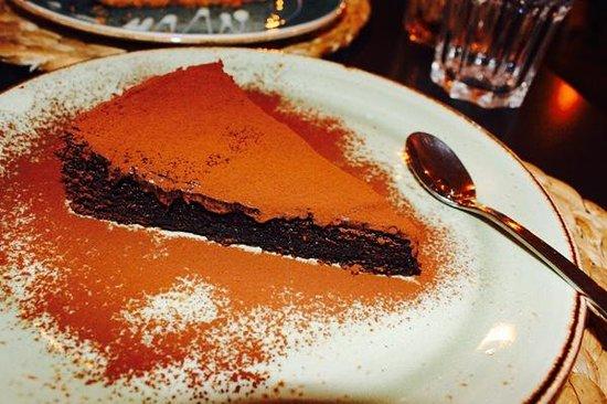 Tarta de chocolate belga - Massart