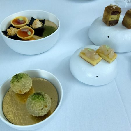 Restaurant Greuze : petits fours