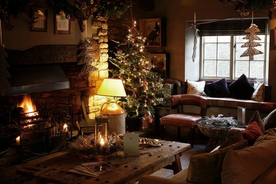 The Pheasant Hotel : Christmas at the Pheasant
