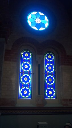 Herbert Art Gallery and Museum: stained glass